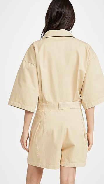Rachel Comey Larch 短款连身衣