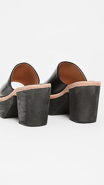 Rachel Comey Jibe 木底鞋
