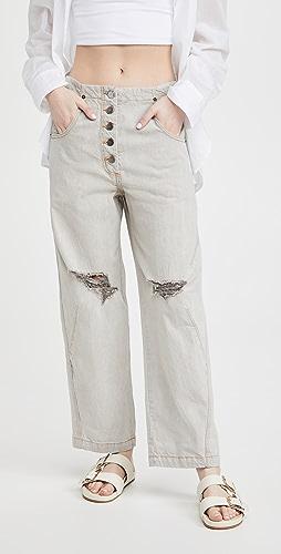 Rachel Comey - Wilkes 牛仔布长裤