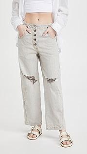 Rachel Comey Wilkes 牛仔布长裤