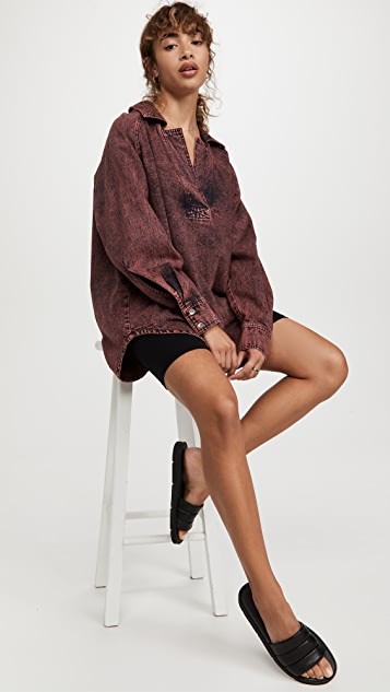 Rachel Comey Isa Polo Shirt