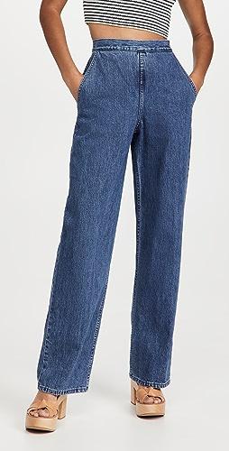 Rachel Comey - Vento 牛仔裤