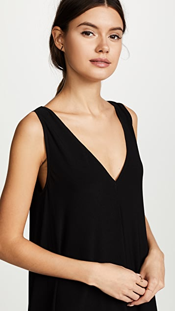 Rachel Zoe Arlene Draped Maxi Dress