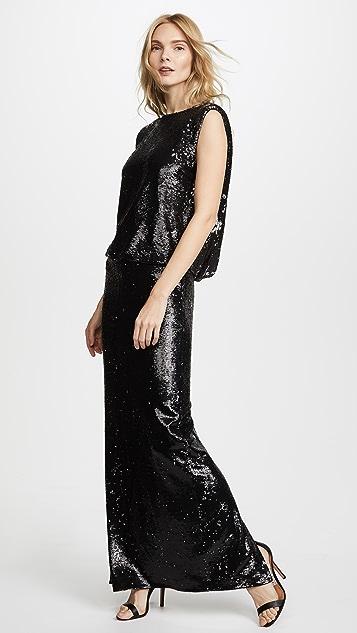 Rachel Zoe Colette Sequin Gown