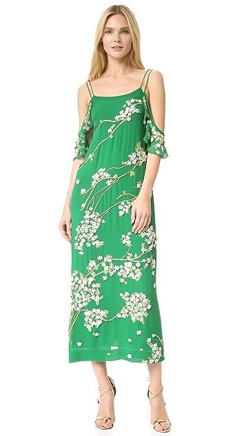 Rachel Zoe Stella Embellished Silk Gown