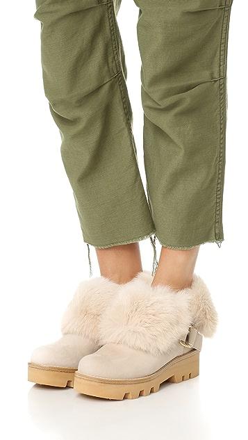 Rachel Zoe Voz Fur Boots