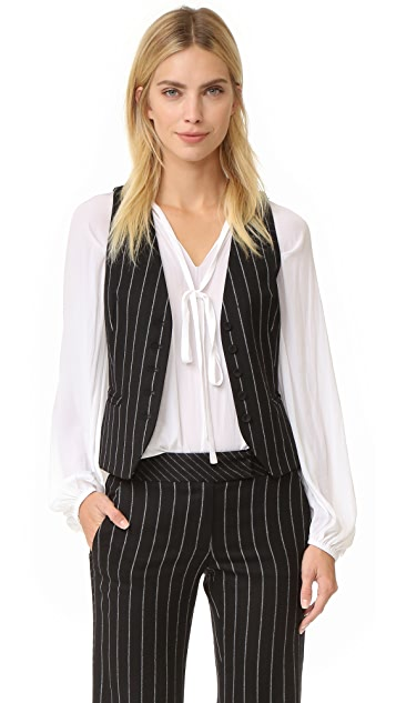 Rachel Zoe Hartley Vest