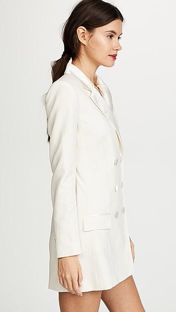Rachel Zoe Tuxedo Dress