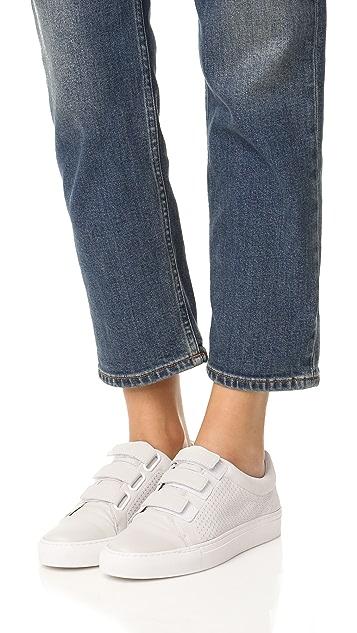 Rachel Zoe Boe Velcro Sneakers