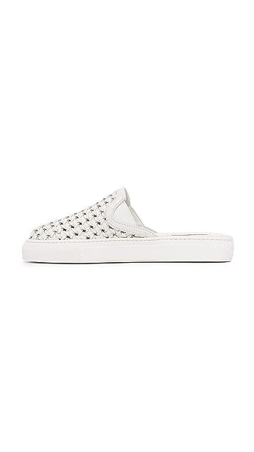 Rachel Zoe Bracker Slide Sneakers