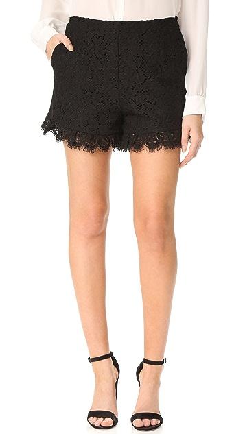 Rachel Zoe Brit Shorts