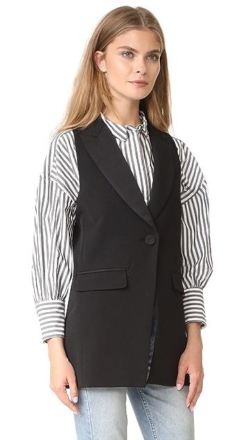 Rachel Zoe Knight Vest