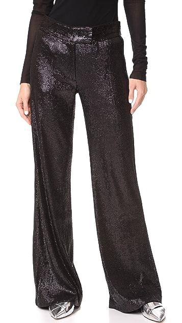 Rachel Zoe Maida Sequin Pants