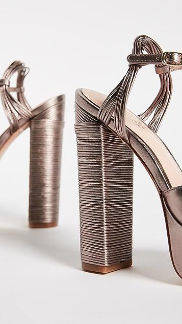 Rachel Zoe Willow Platform Sandals