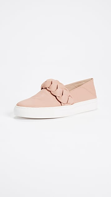 Rachel Zoe Burke Braid Sneakers