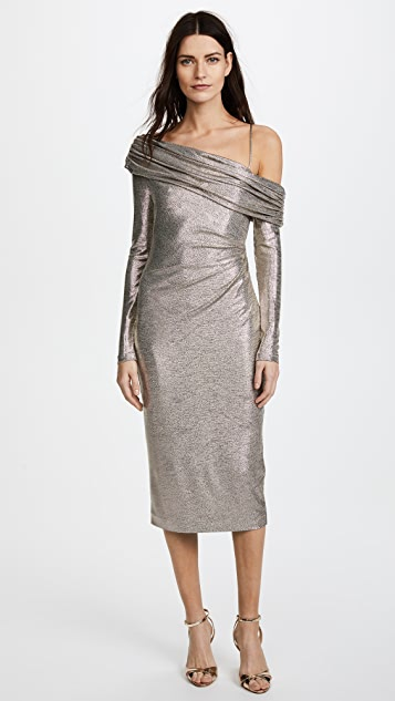 Rachel Zoe Glenda Dress - Gold