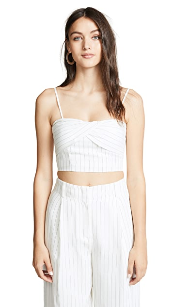 Rachel Zoe Belle Crop Top