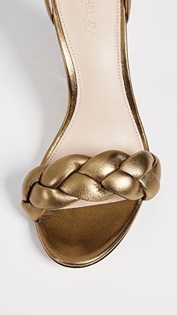 Rachel Zoe Ashton Block Heel City Sandals