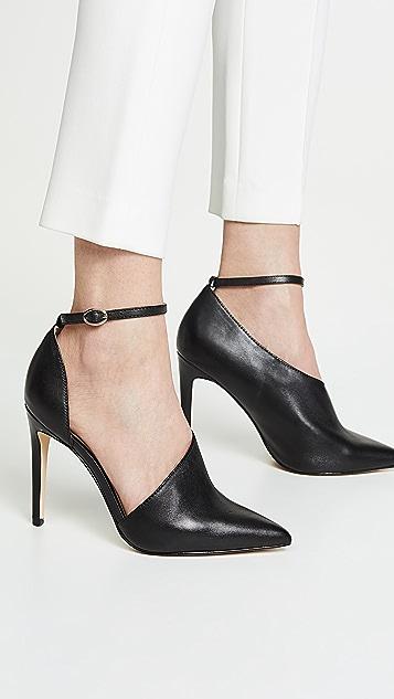 Rachel Zoe Skylar Ankle Strap Pumps