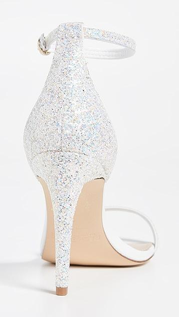 Rachel Zoe Ema Glitter Sandals