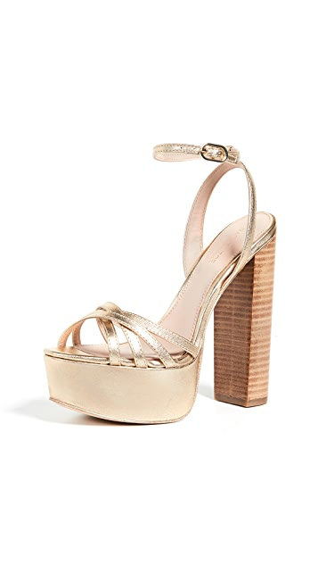 Rachel Zoe Charlotte Platform Sandals