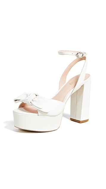 Rachel Zoe Courtney Platform Sandals