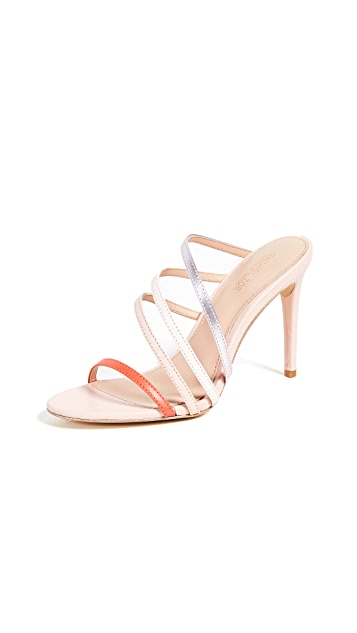 Rachel Zoe Hailey Asymmetrical Sandals