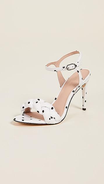 Rachel Zoe Kelly Braid Sandals