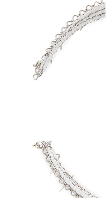 Raga Layered Choker Necklace