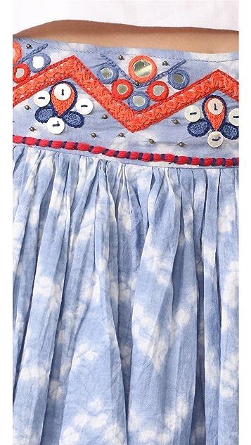 Raga Coastal Caves Miniskirt