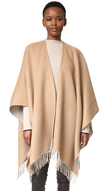 Rag & Bone Double Sided Poncho
