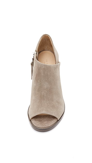 Rag & Bone Mabel Open Toe Booties