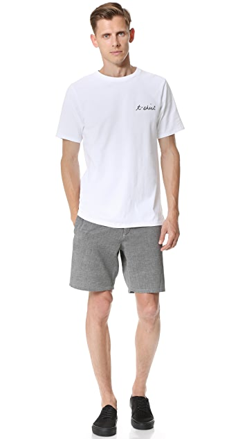Rag & Bone Matthew Shorts