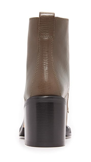 Rag & Bone Shelby Zip Booties
