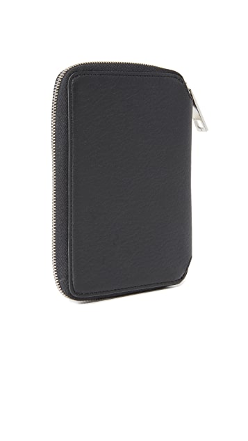 Rag & Bone Small Zip Around Wallet