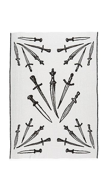 Rag & Bone Oversized Dagger Scarf