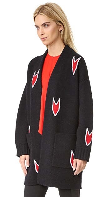 Rag & Bone Jackson Sweater Coat