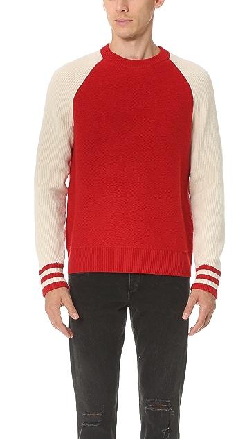 Rag & Bone Liam Crew Sweater