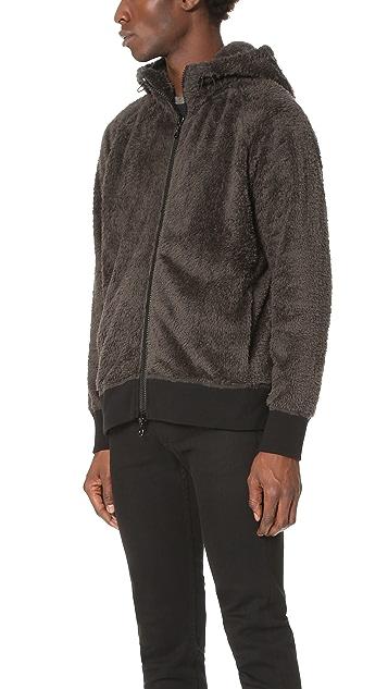 Rag & Bone Teddy Precision Jacket