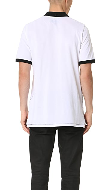 Rag & Bone Farris Polo