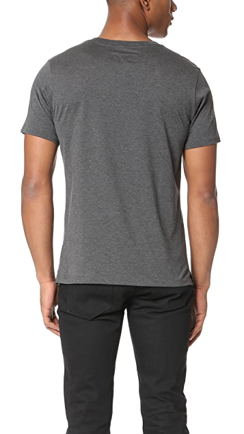 Rag & Bone Diamond Print Tee