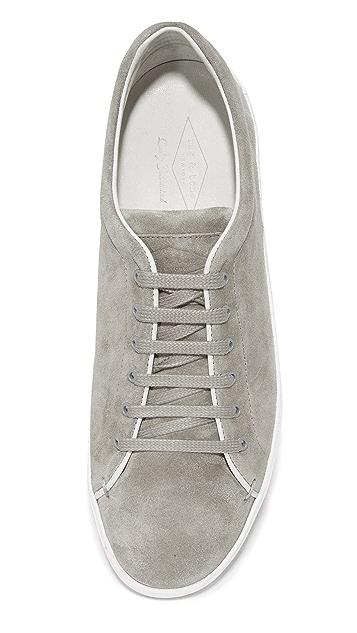 Rag & Bone Kent Suede Lace Up Sneakers