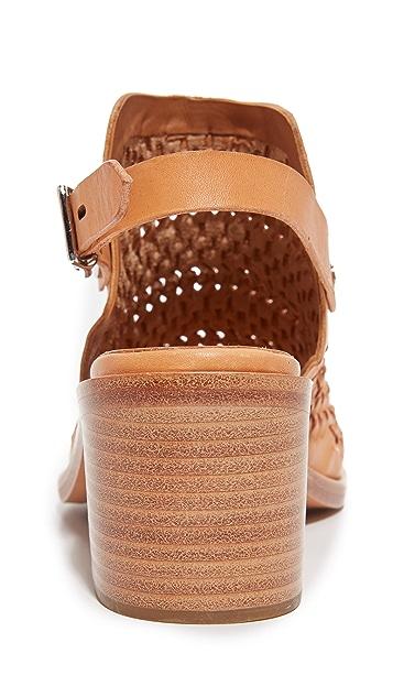 Rag & Bone Wyatt Mid Heel Sandals