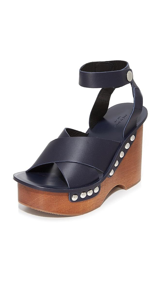 993f36b93ba Rag   Bone Hester Platform Sandals