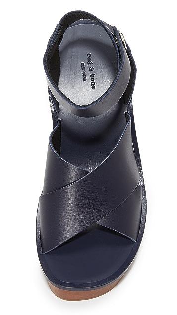 Rag & Bone Hester Platform Sandals