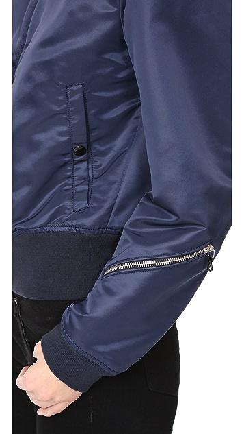 Rag & Bone Morton Bomber Jacket