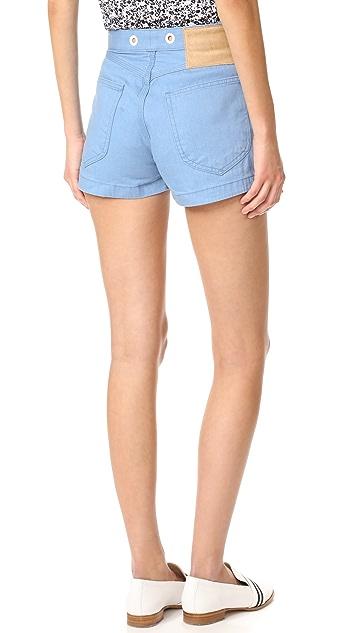 Rag & Bone RBW18 Shorts