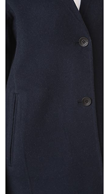 Rag & Bone Melbourne Reversible Coat
