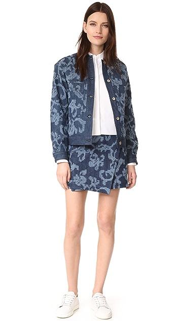 Rag & Bone Marina Jean Skirt