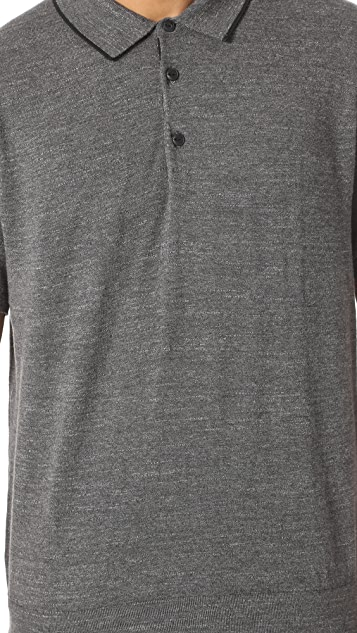 Rag & Bone Lucas Polo Shirt